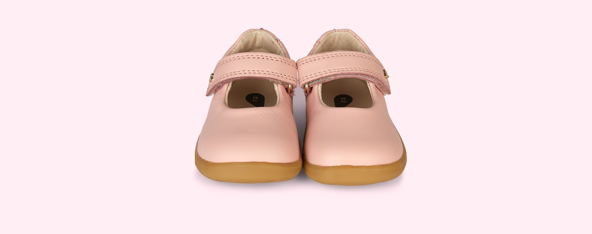 Seashell Bobux Step-Up Delight Mary Jane Shoe