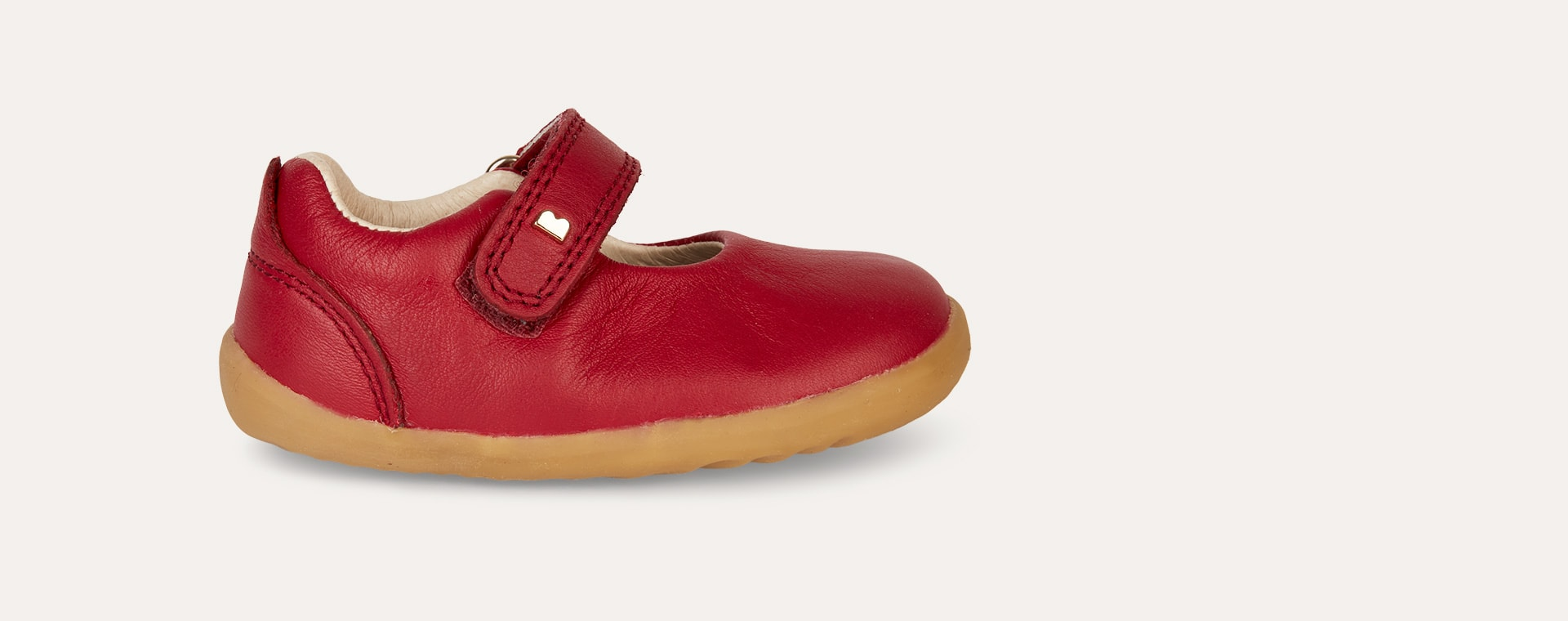 Rio Red Bobux Step-Up Delight Mary Jane Shoe