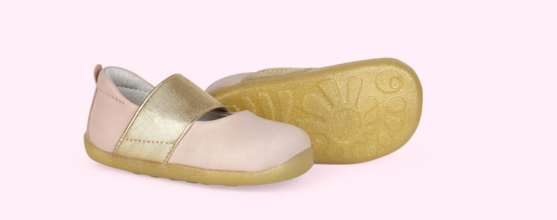 Blush Bobux Step-Up Demi Shoe