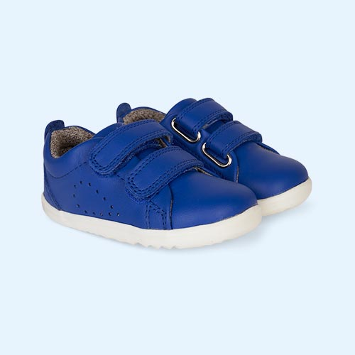 Sapphire Bobux Step-Up Grass Court Trainer
