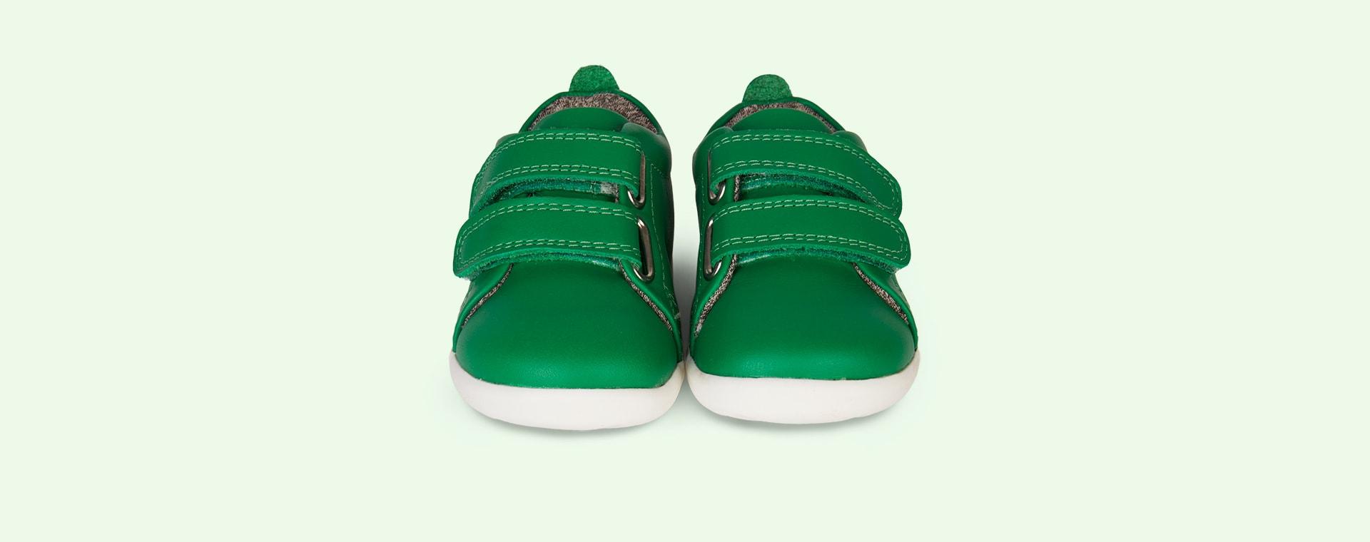 Emerald Bobux Step-Up Grass Court Trainer