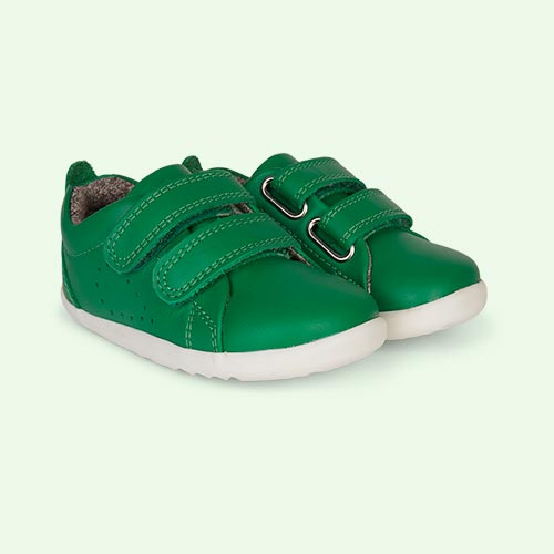 Emerald Bobux Step-Up Grass Court Trainer