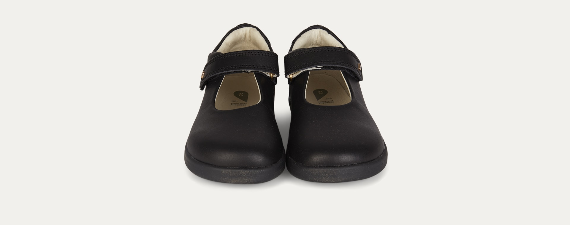 Black Bobux Kid+ Delight Mary Jane Shoe