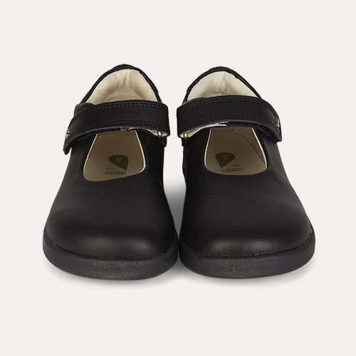 Black Bobux Kid+ Delight Mary Jane Shoe