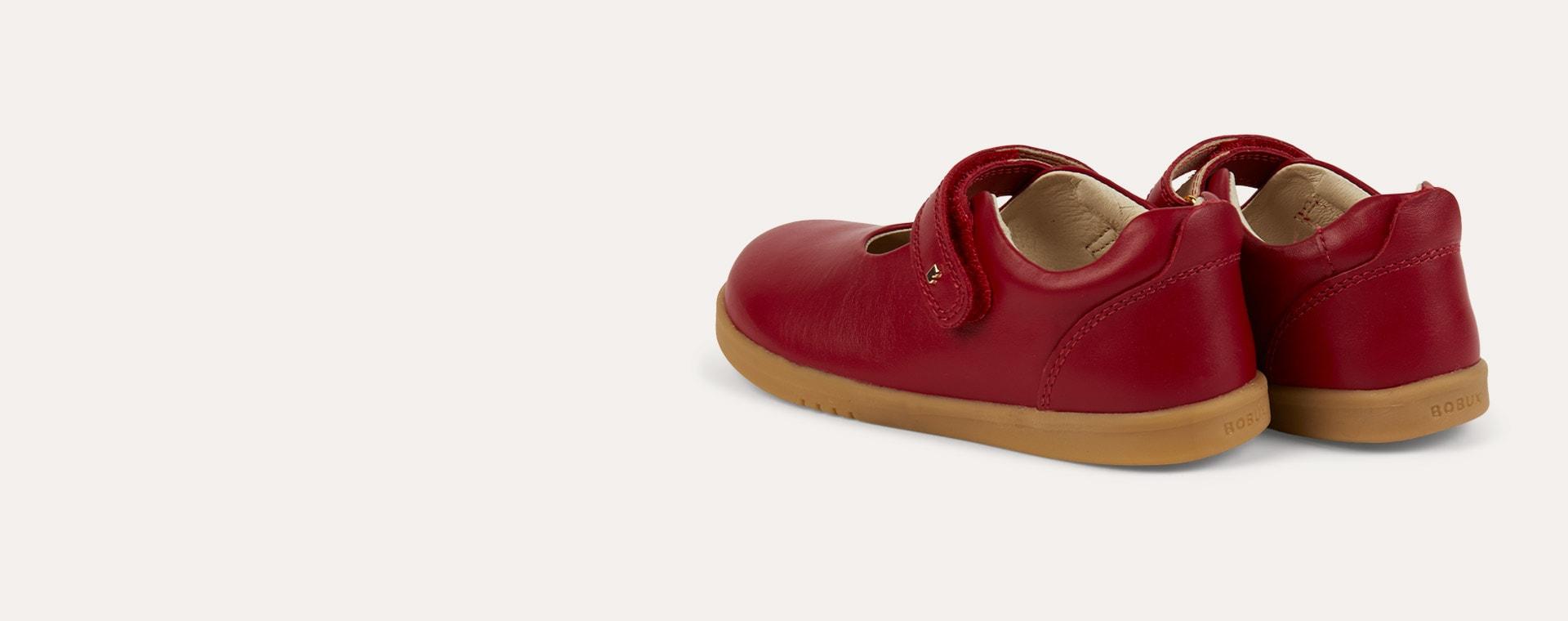 Rio Red Bobux Kid+ Delight Mary Jane Shoe