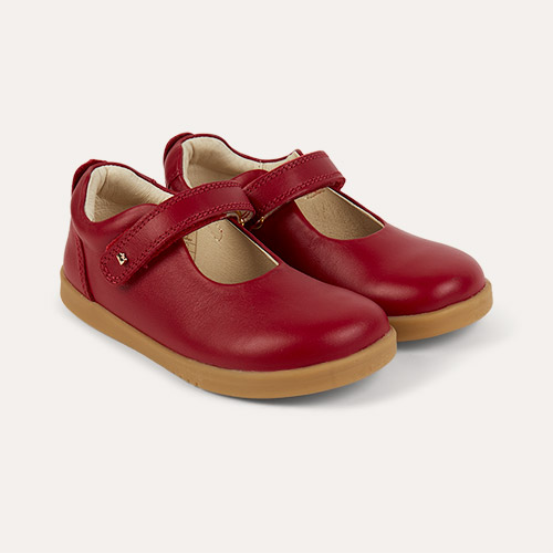 Rio Red Bobux Kid+ Delight Mary Jane Shoe