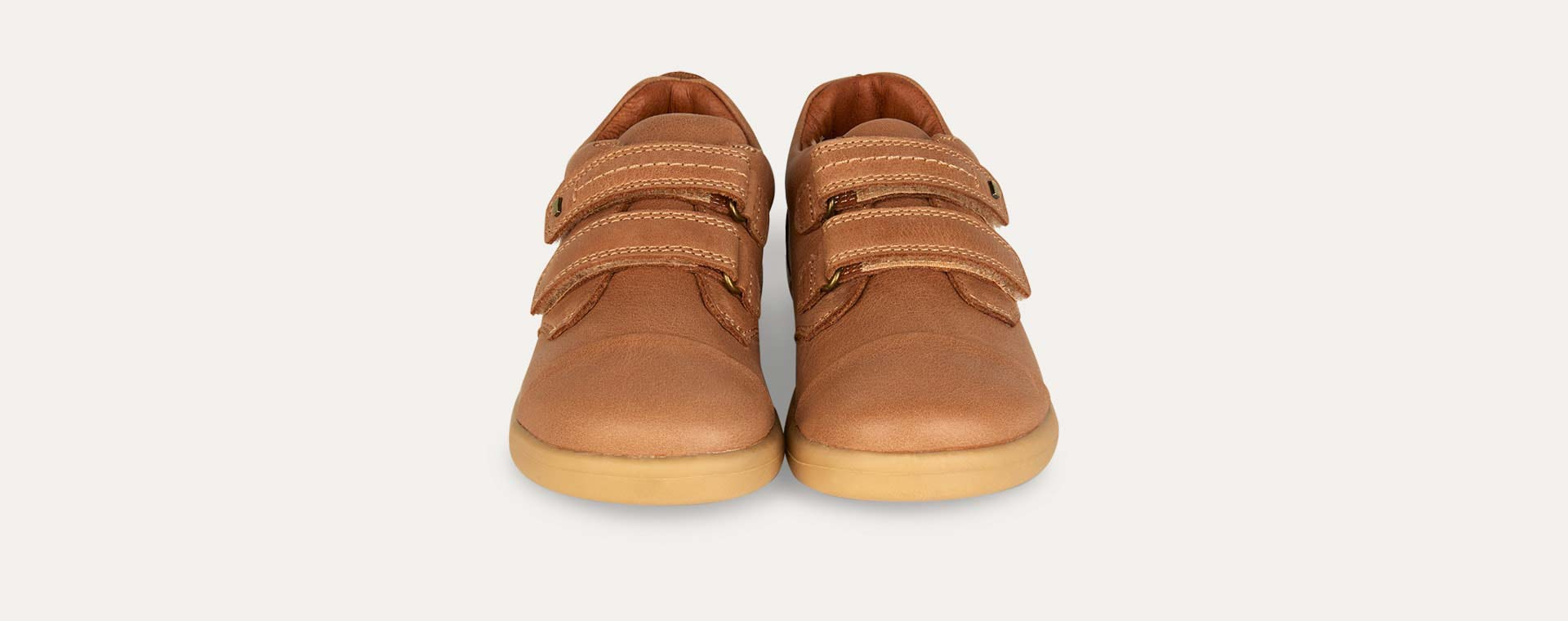 Caramel Bobux Kid+ Port Shoe