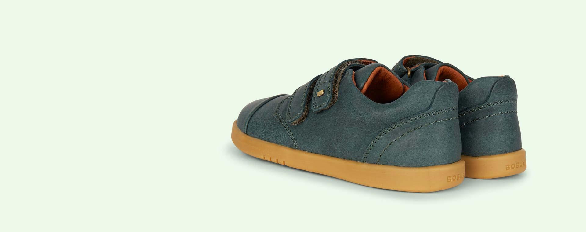 Forest Bobux Kid+ Port Shoe
