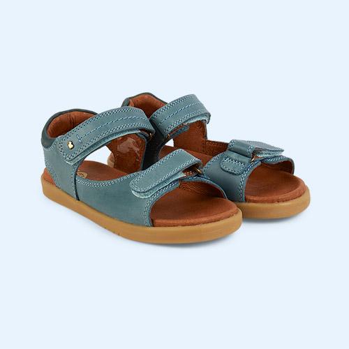 Slate Bobux Kid+ Driftwood Sandal
