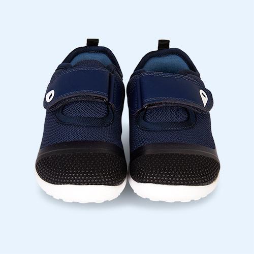 Blue Bobux Kid+ Lo Dimension Shoe
