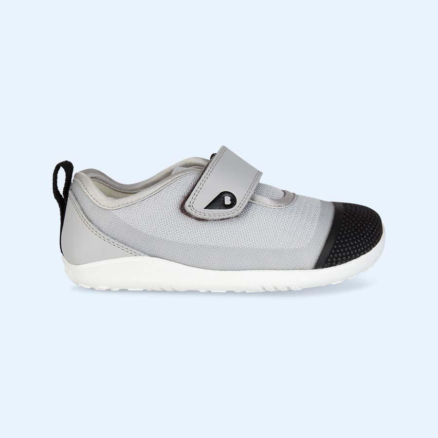Grey Bobux Kid+ Lo Dimension Shoe