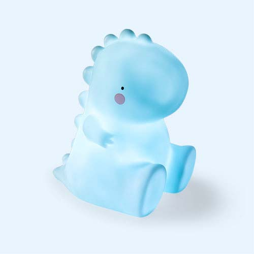 Blue A Little Lovely Company Little T-Rex Light