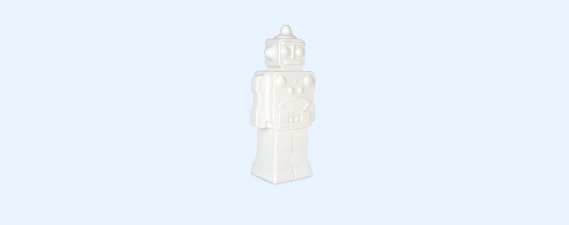 White House of Disaster Robot Lamp