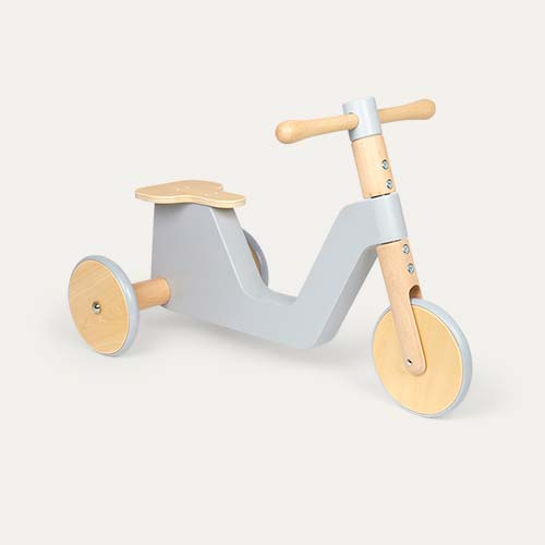 Dusty Blue Sebra Scooter