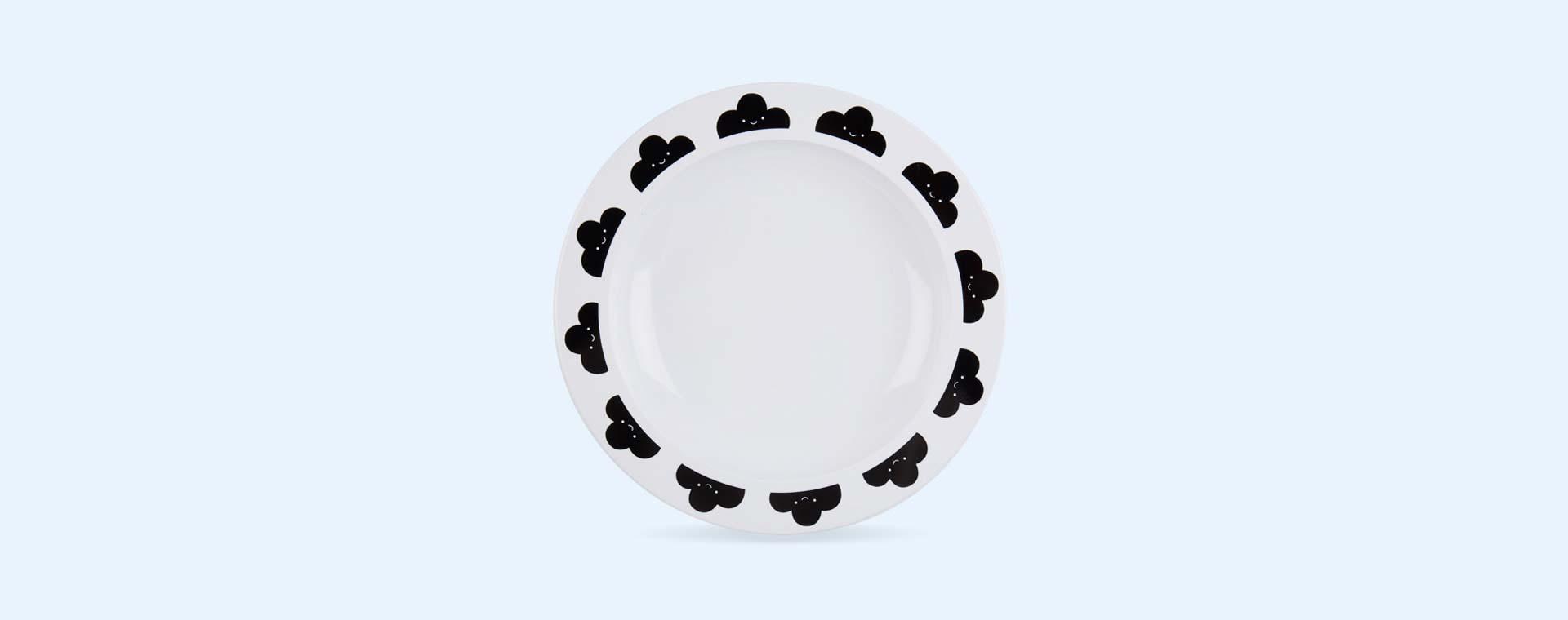 Cloud Buddy & Bear Plate