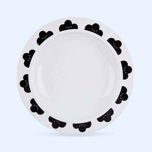 Cloud Buddy & Bear Plate