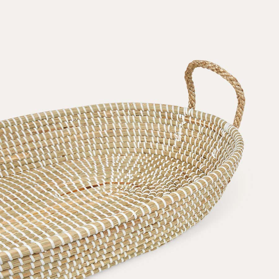 Natural Olli Ella Reva Changing Basket