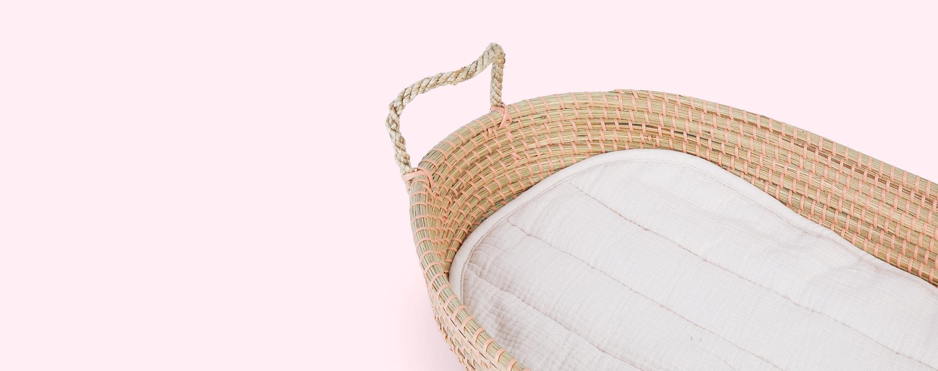 Rose Olli Ella Reva Changing Basket