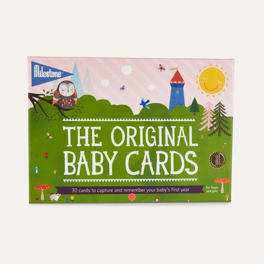 Multi Milestone Baby Cards