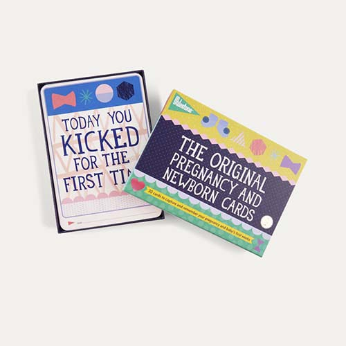 Multi Milestone Pregnancy Cards