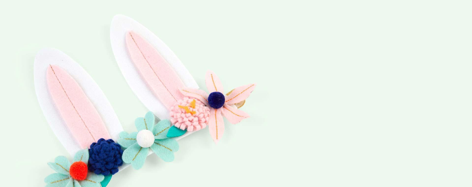 White Meri Meri Bunny Dress Up Kit