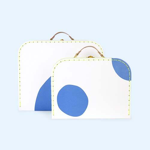 Blue Meri Meri Suitcase Set