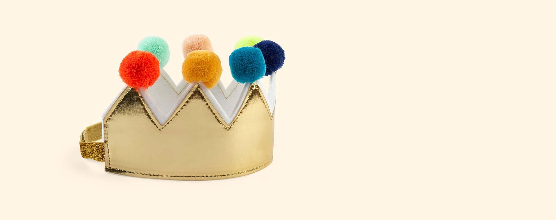 Gold Meri Meri Dress Up Crown