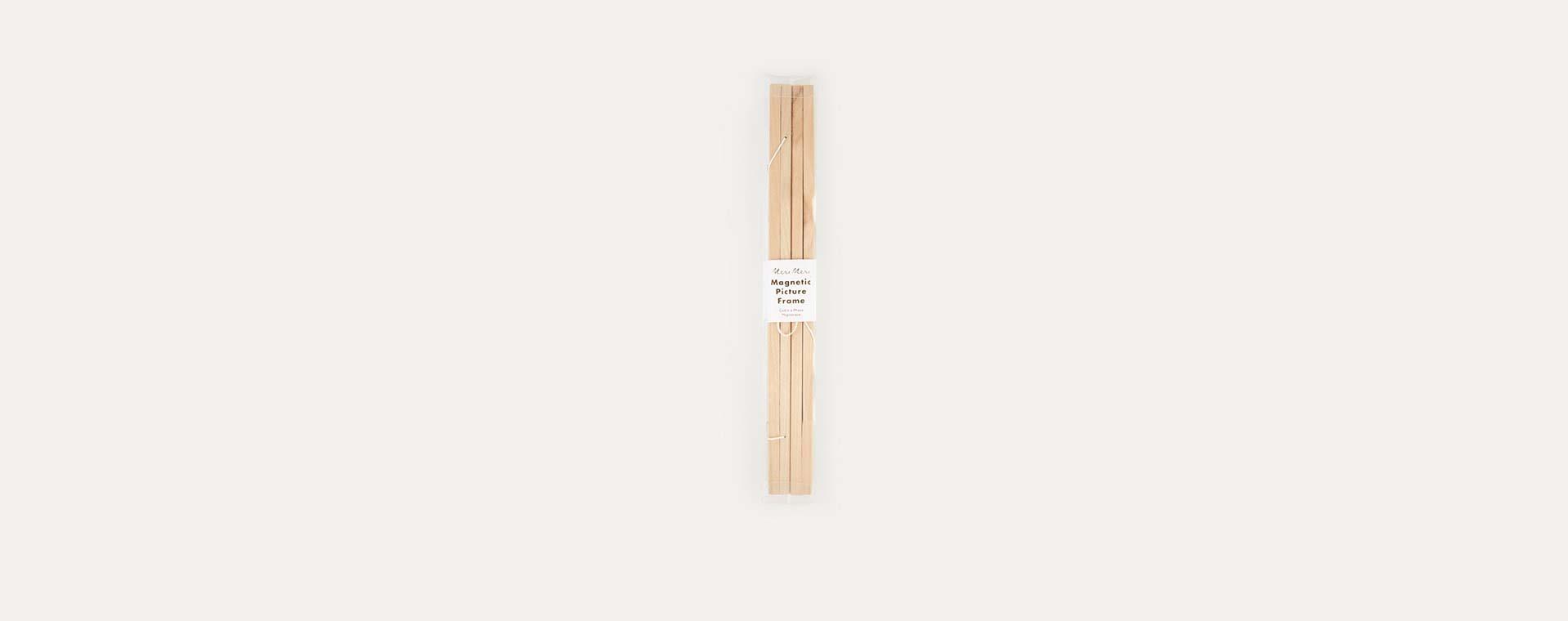 Beech Wood Meri Meri Magnetic Picture Frame