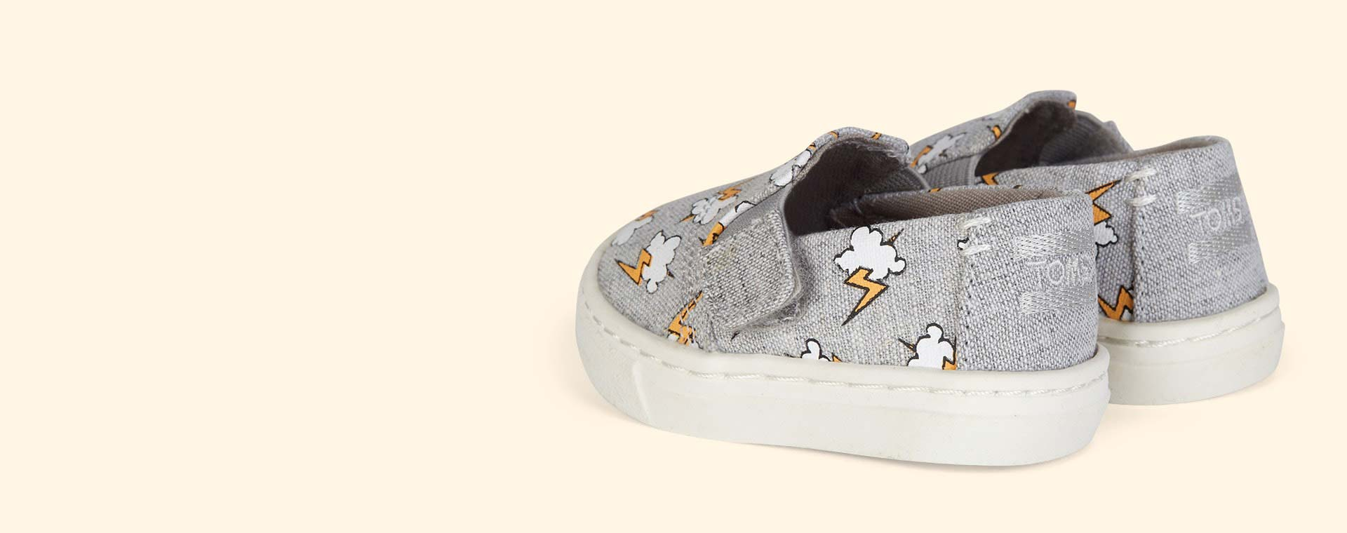 2092f3bd024b Buy the TOMS Luca Slip-On Shoe at KIDLY UK