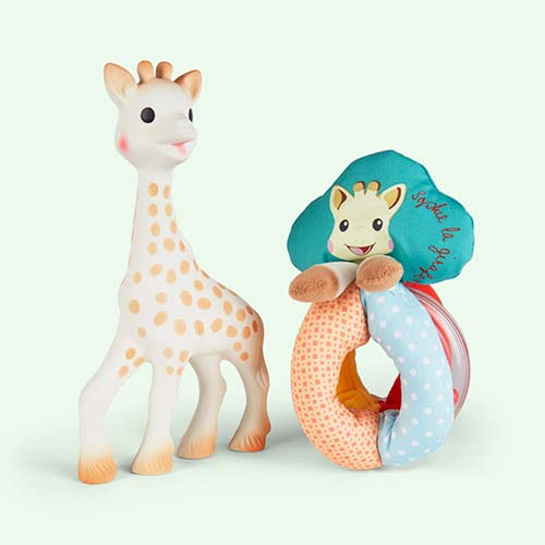 Multi Sophie la Girafe Sophiesticated Early Learning Set