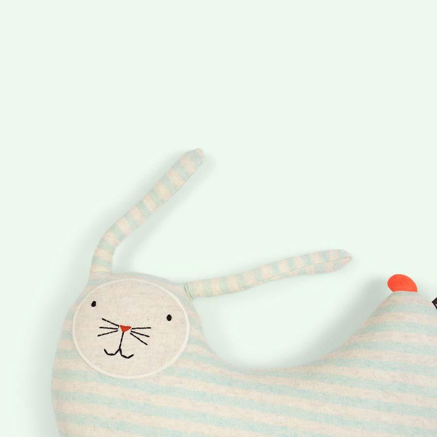 Multi OYOY Peter Rabbit Cushion