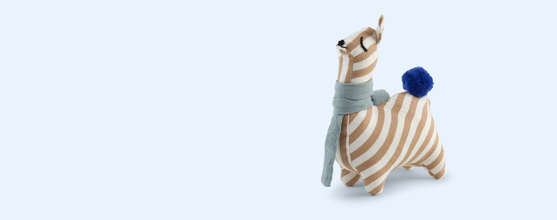 Multi OYOY Llama Pram Toy