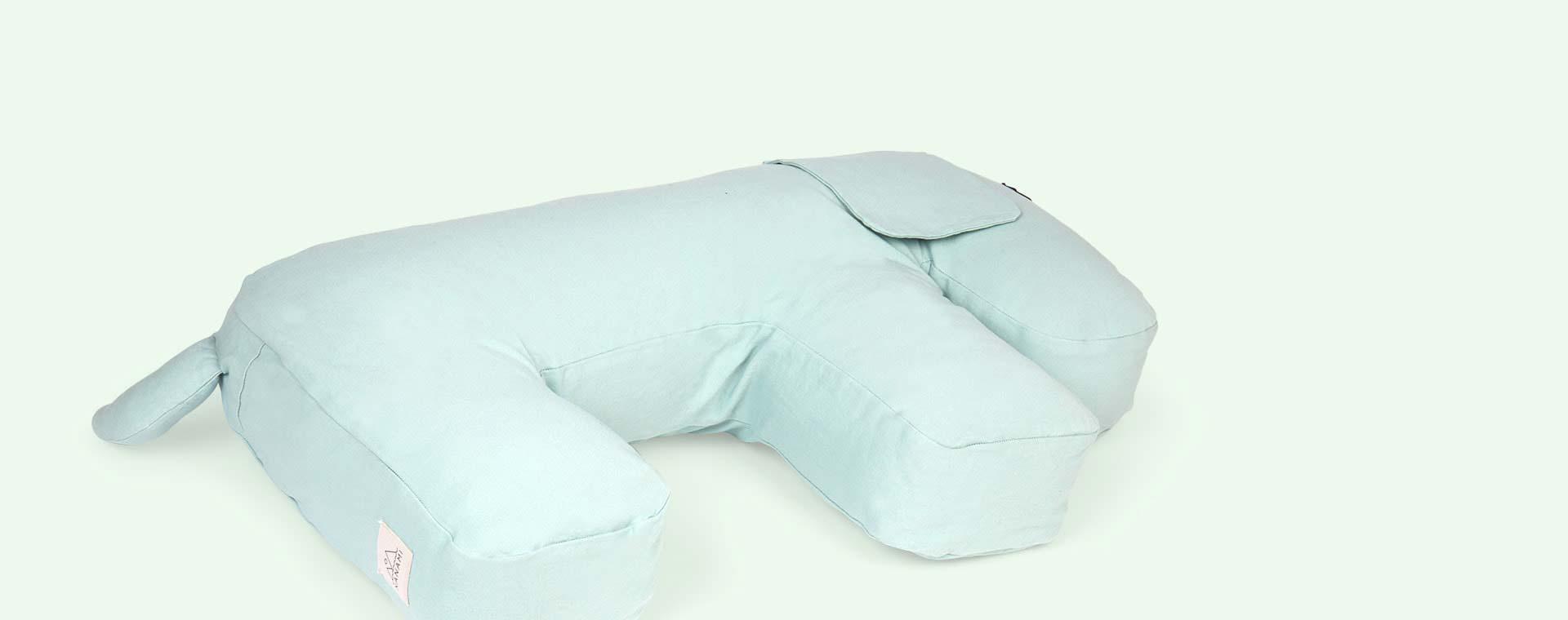 Mint Nanami Olly Dog Feeding Pillow