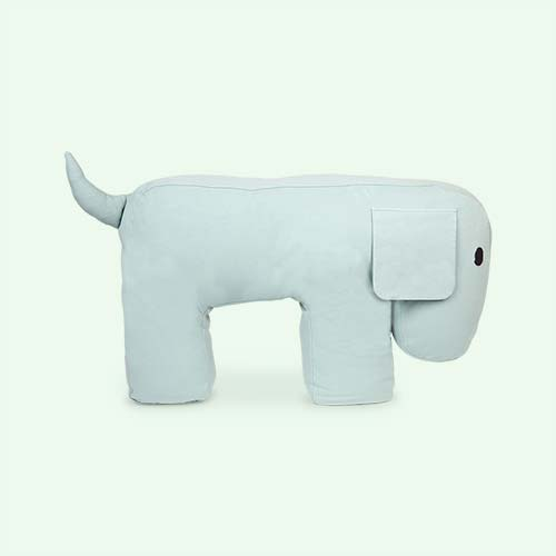 Mint Nanami Olly Dog Feeding Pillow