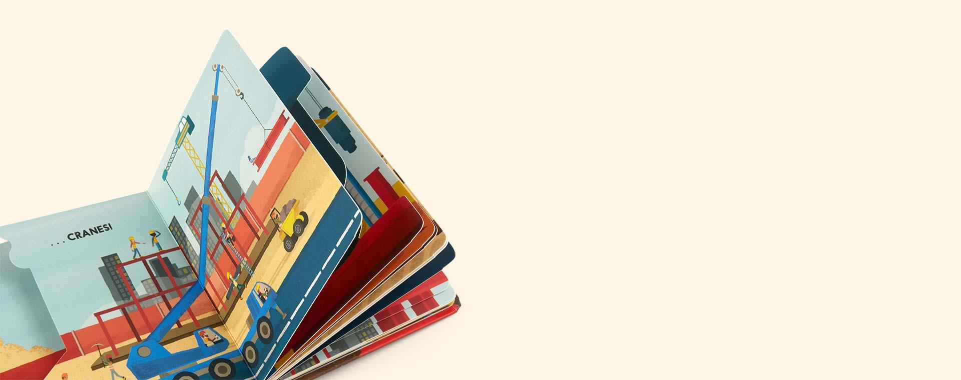 Multi Abrams & Chronicle Books Buildablock