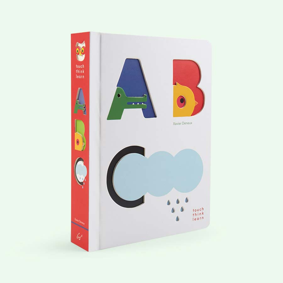 Multi Abrams & Chronicle Books TouchThinkLearn: ABC