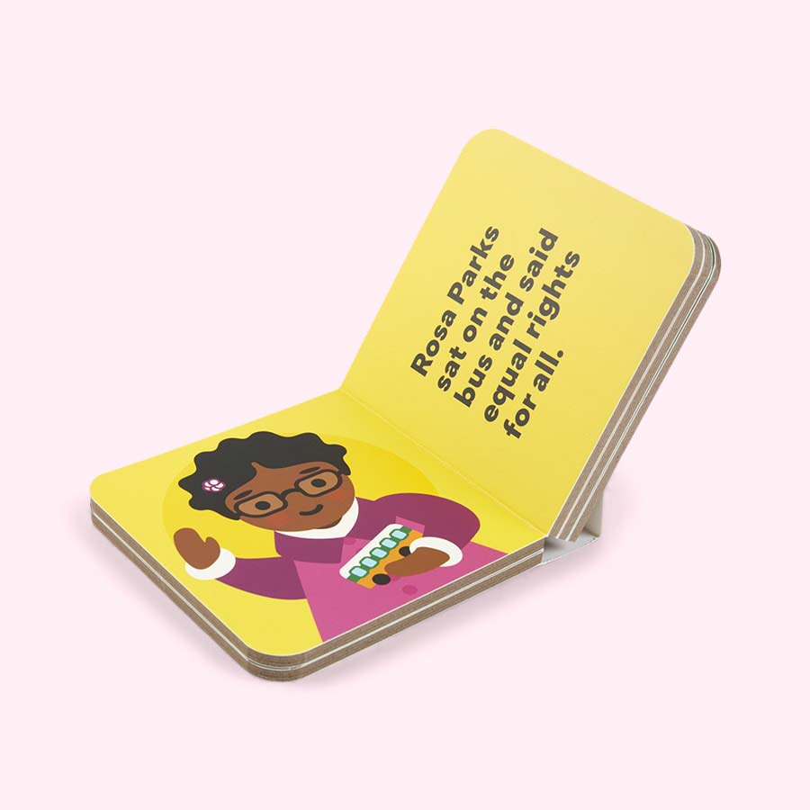 Multi Abrams & Chronicle Books Little Feminist Board Book
