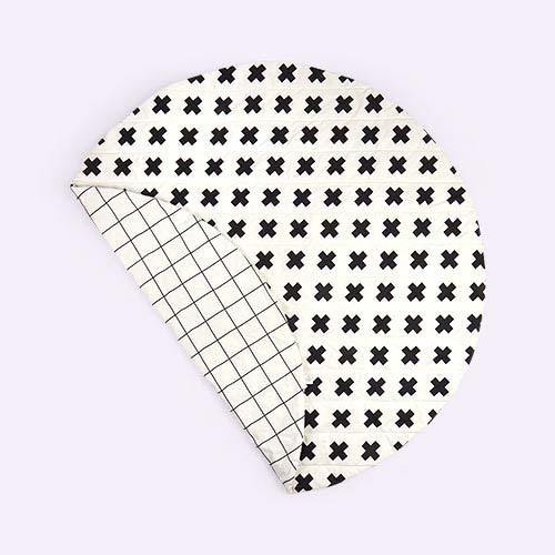 Cross/Grid Wildfire Teepees Playmat