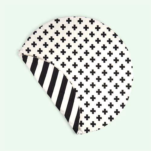 Stripe/Cross Wildfire Teepees Playmat