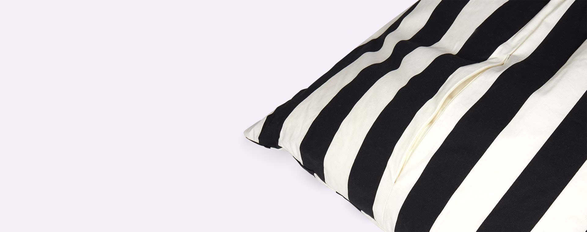 Stripe Wildfire Teepees Bean Bag