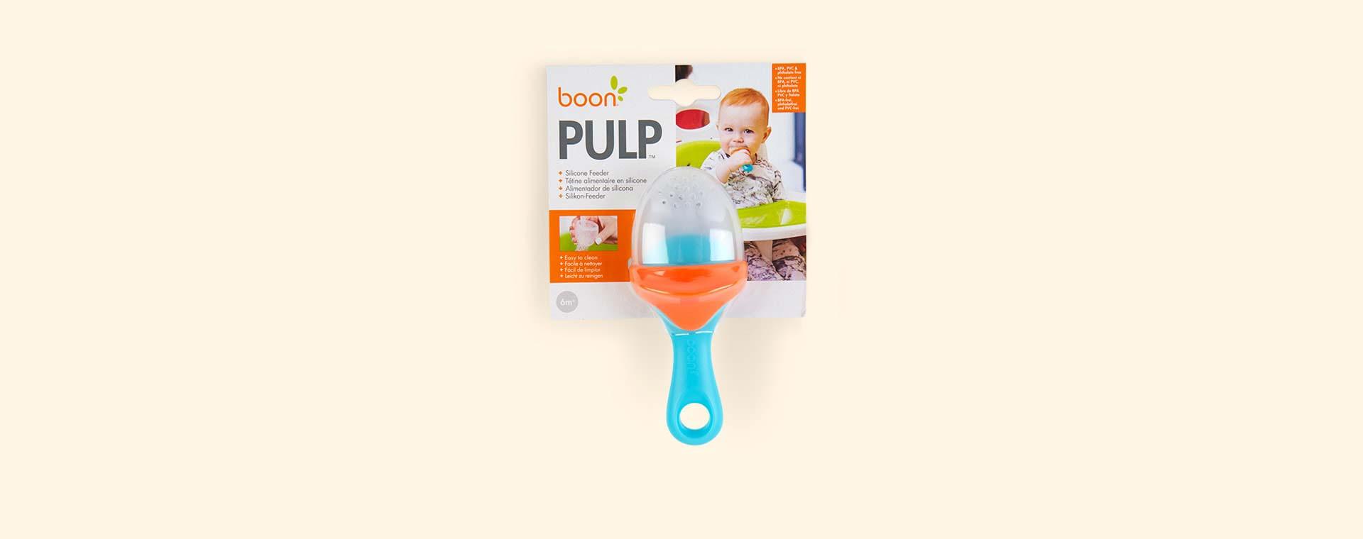 Blue Boon Pulp Silicone Feeder