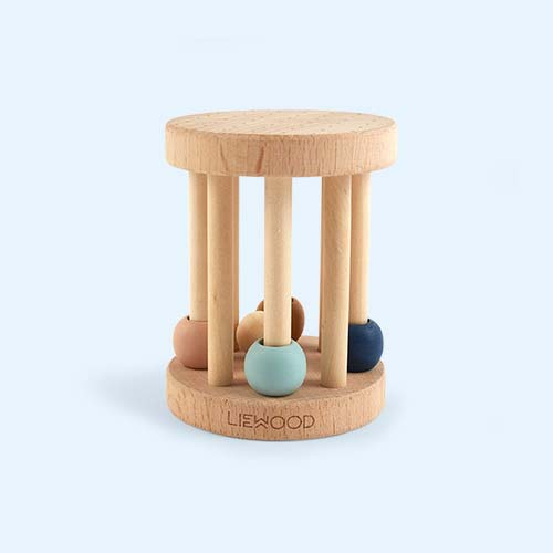 Ayda Liewood Wood Rattle