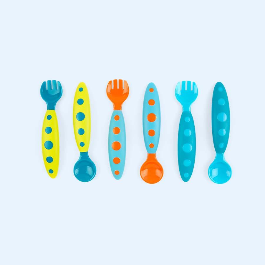 Blue Boon Modware Toddler Utensils