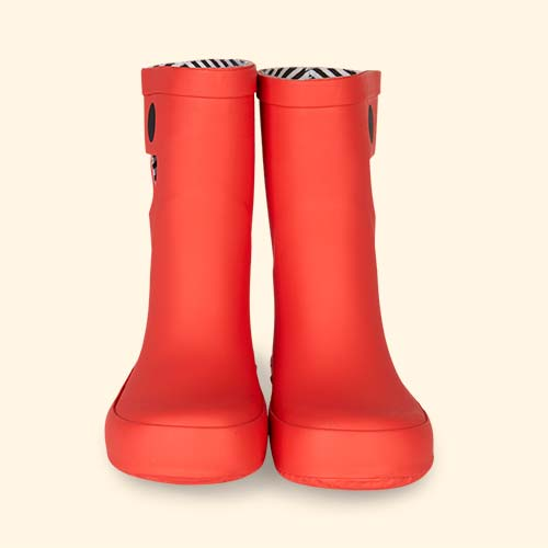 Red Boxbo Boxbonaute Welly Boot