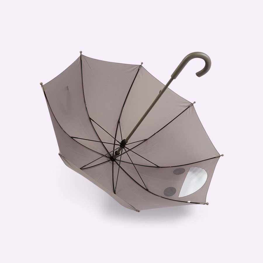 Taupe Boxbo Umbrella