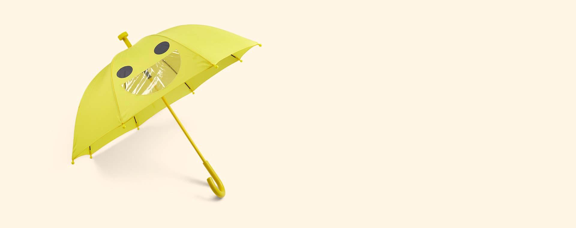 Yellow Boxbo Umbrella