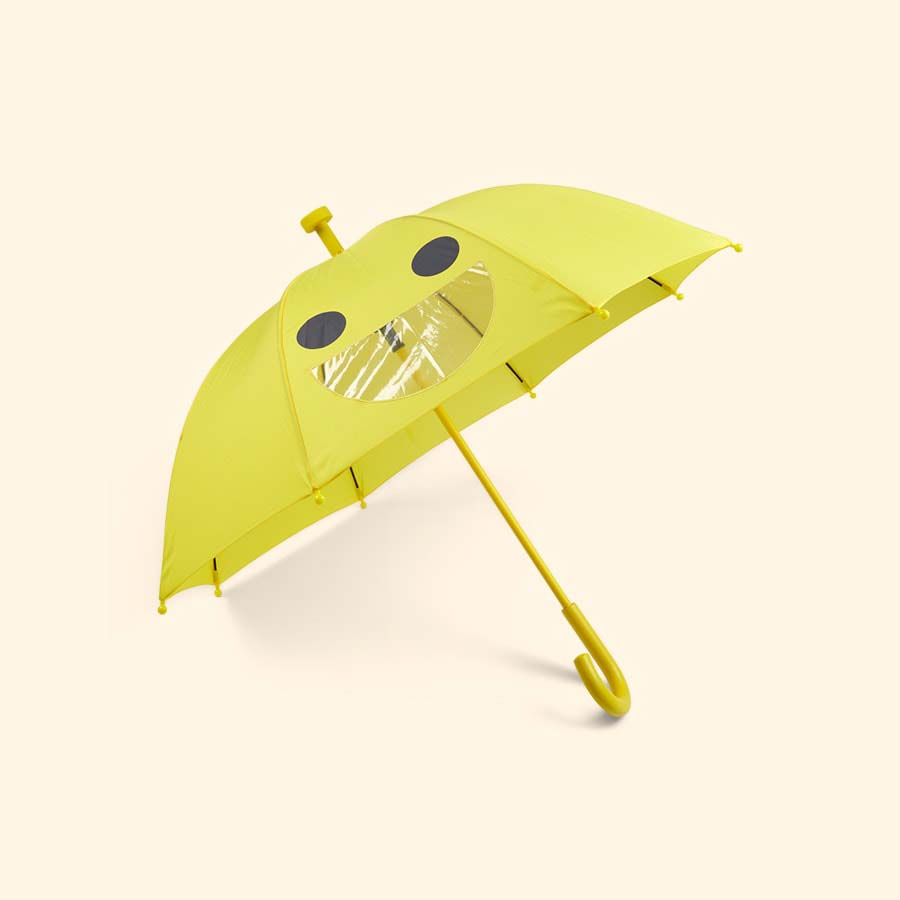 Yellow Boxbo Umbrella