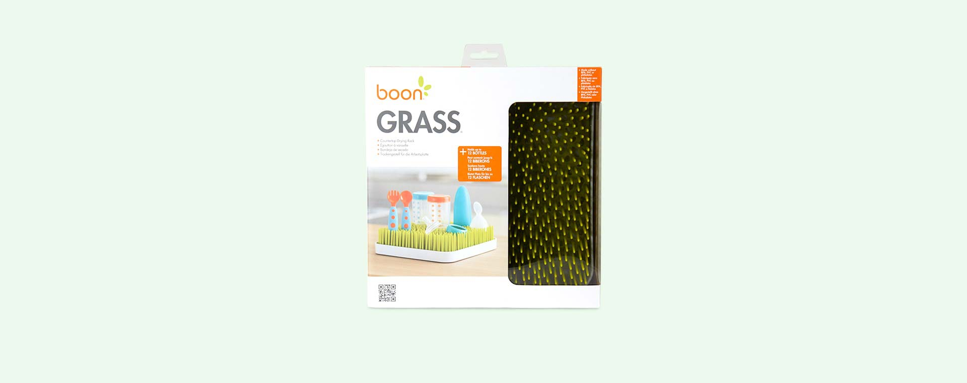 Green Boon Grass Drying Rack
