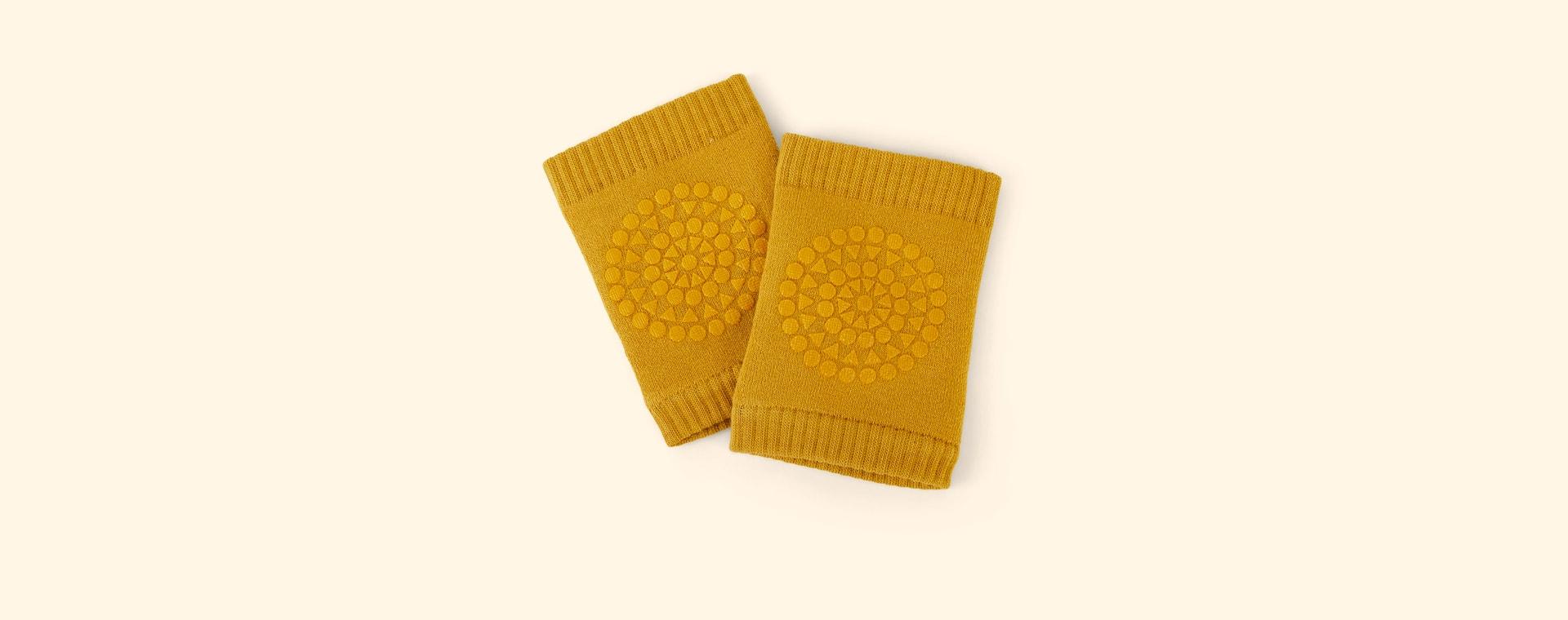 Mustard GoBabyGo Crawling Knee Pads