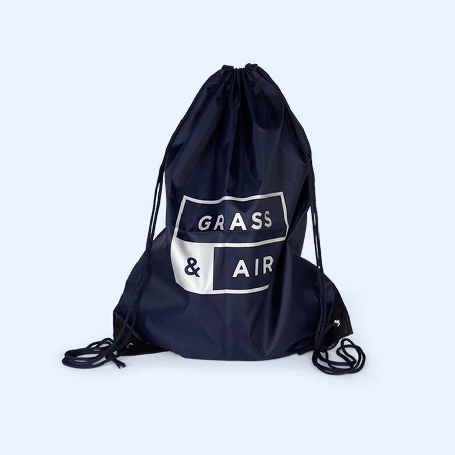 Navy Grass & Air Kids Colour-Revealing Wellies